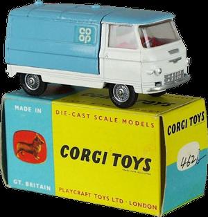 Commer Van COOP Corgi-Toys