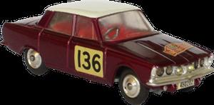 Rover 2000 Monte Carlo Corgi-Toys