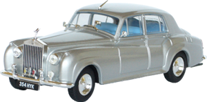Rolls-Royce Silver Cloud II Universal Hobbies