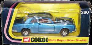 Rolls-Royce Silver Shadow Coupé Corgi-Toys