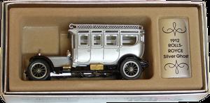 Rolls-Royce Silver Ghost Corgi