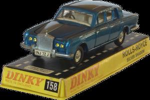 Rolls-Royce Silver Shadow Dinky-Toys