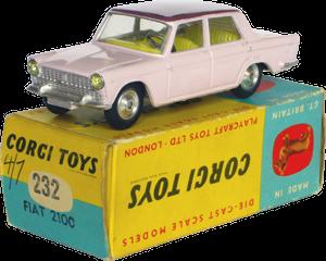 Fiat 2100 Corgi-Toys