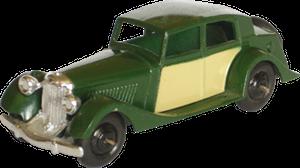Ford Consul Classic Corgi-Toys