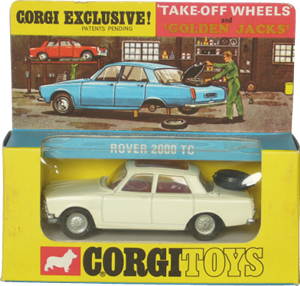 Rover 2000 TC Corgi-Toys