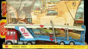 Ford Tilt + Carrimore Mk IV Corgi-Toys