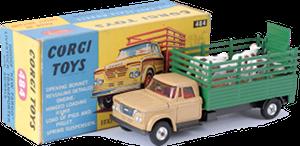 Dodge Kew Fargo Corgi-Toys