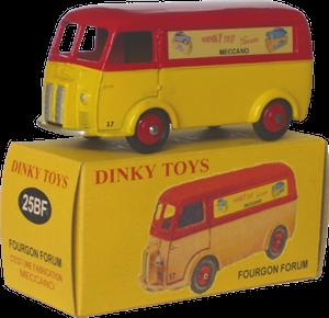 Peugeot D3A Dinky-Toys