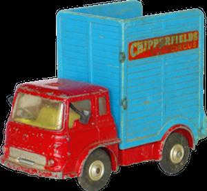 Bedford transporteur de girafes cirque Chipperfields Corgi-Toys