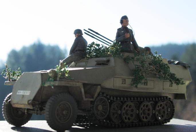 sd.kfz 251/21 ausf D AFVclub 1/35 120115030241667019301583