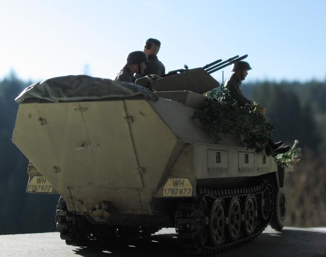 sd.kfz 251/21 ausf D AFVclub 1/35 120115030319667019301599