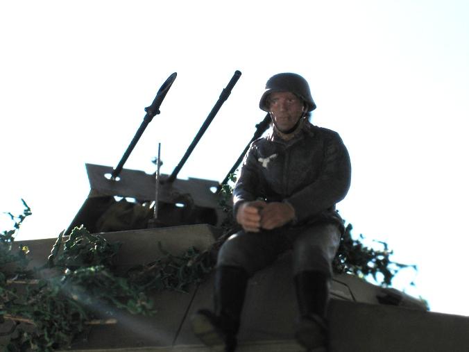 sd.kfz 251/21 ausf D AFVclub 1/35 120115030404667019301604