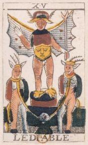 "La carte du tarot ""Le Diable"" 120119052944385009319462"