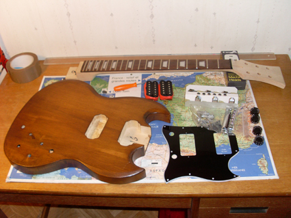 La Gibson SG Special Faded 1201191118121432319318141