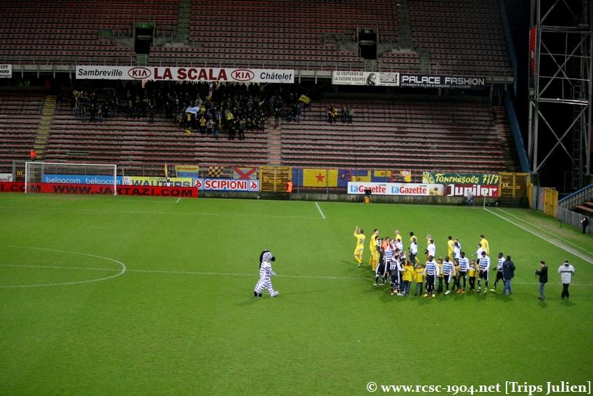 R.Charleroi.S.C. - Waasland-Beveren  [Photos] [1-0] 1201210143191439599325521
