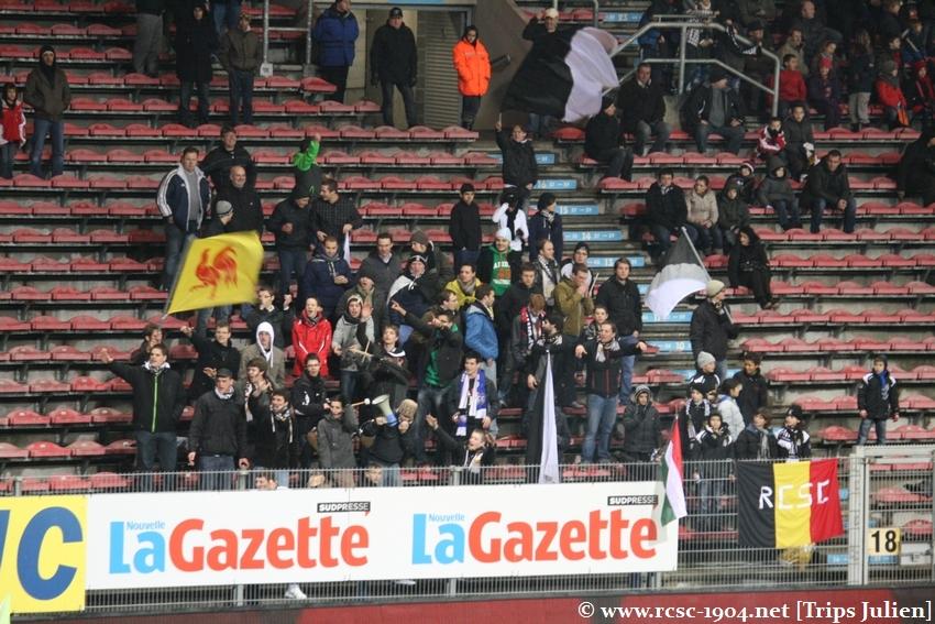 R.Charleroi.S.C. - Waasland-Beveren  [Photos] [1-0] 1201210147361439599325563
