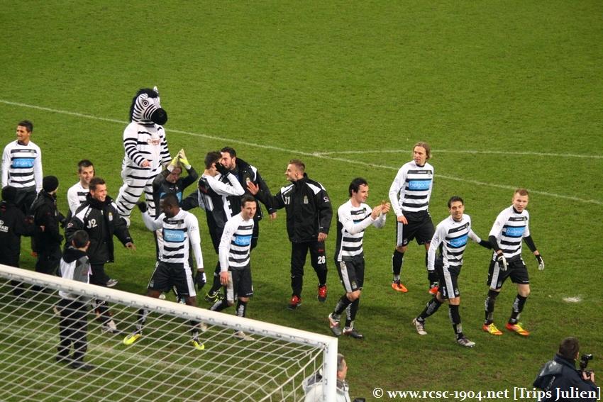 R.Charleroi.S.C. - Waasland-Beveren  [Photos] [1-0] 1201210149421439599325581