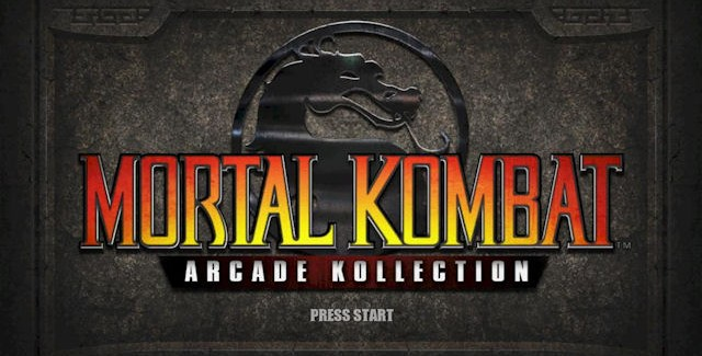 Mortal Kombat Arcade Kollection Image