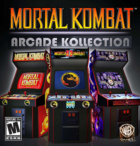 Mortal Kombat Arcade Kollection Poster