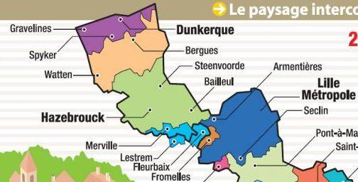 Onze nieuwe intercommunales en de stedelijke gemeenschap van Duinkerke 1201210926411419619329282