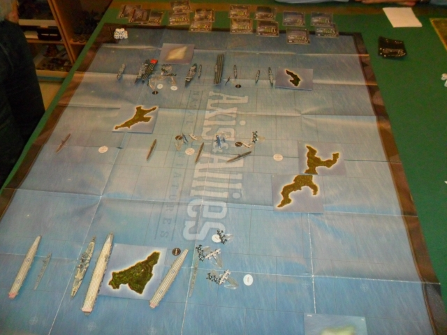 A&A War at sea - match retour 1201220240111415039331903