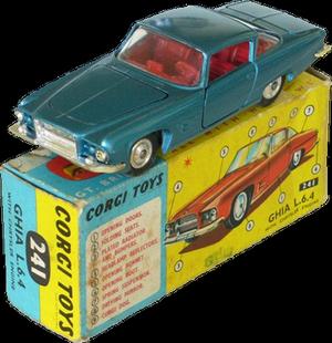 Ghia 6.4L Corgi-Toys
