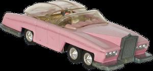 Rolls-Royce FAB1 de Lady Penelope des Thunderbirds Dinky-Toys
