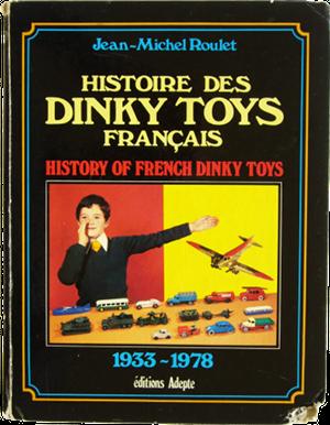 Histoire des Dinky-Toys français