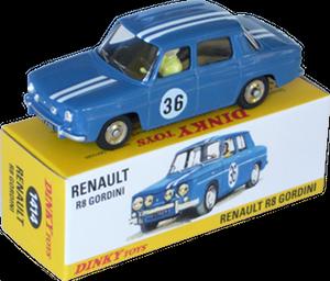 Renault R8 Gordini Atlas