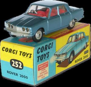Rover 2000 Corgi-Toys