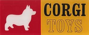 Panonceau Corgi-Toys