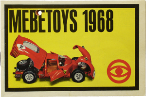 Catalogue Mebetoys 1968