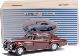 Bentley type R Continental Matchbox