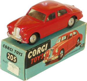 Riley Pathfinder saloon Corgi-Toys