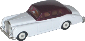Rolls-Royce Silver Cloud Lledo