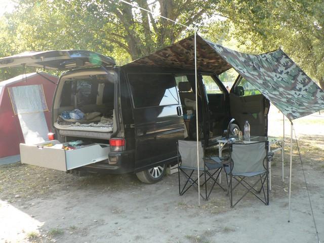 Exceptionnel Mon T4 Multivan FV25