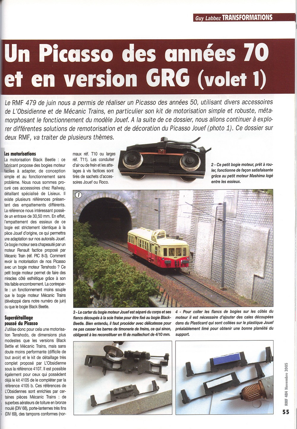 transformation x3800 années 70 GRG Rmf 484 (partie 1) 1201270136151121309352080