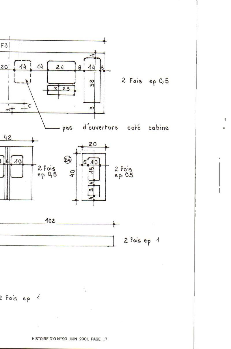 plan X3800 en O construction intégrale. 1201271206111121309351897