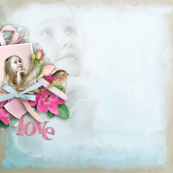 page kit sweet love by mdesign