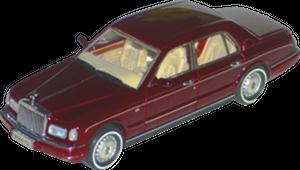 Rolls-Royce Silver Seraph TRL