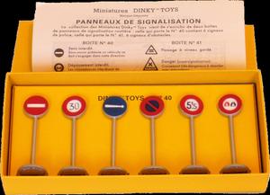 Panneaux routiers de signalisation Atlas