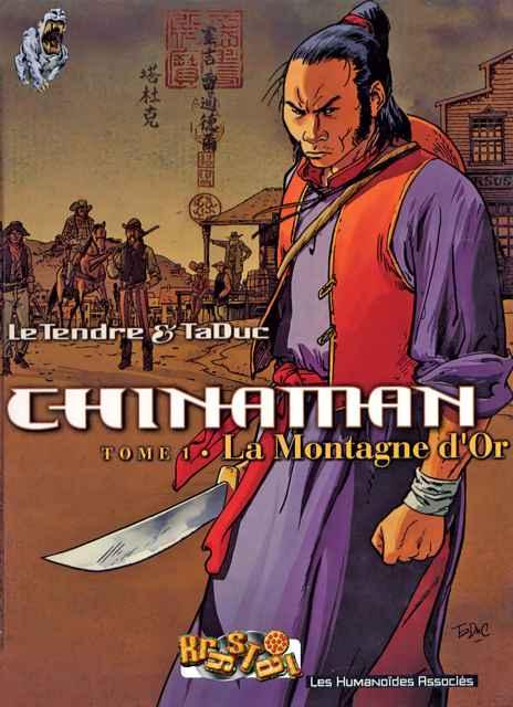 Chinaman  09 Tomes