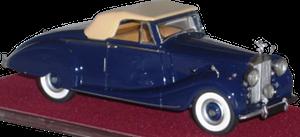 Rolls-Royce Silver Wraith DHC CCC