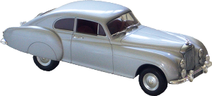 Bentley type R Continental Minichamps