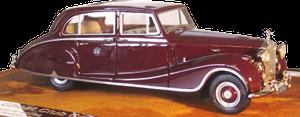 Rolls-Royce Phantom V FYP