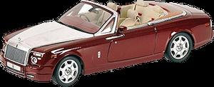 Rolls-Royce Phantom DHC Minichamps