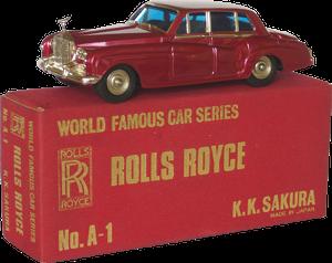 Rolls-Royce Silver Cloud III Sakura