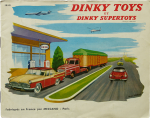 Catalogue Dinky-Toys France 1959