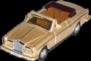 Rolls-Royce Corniche Majorette