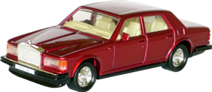 Rolls-Royce Silver Spirit Matchbox